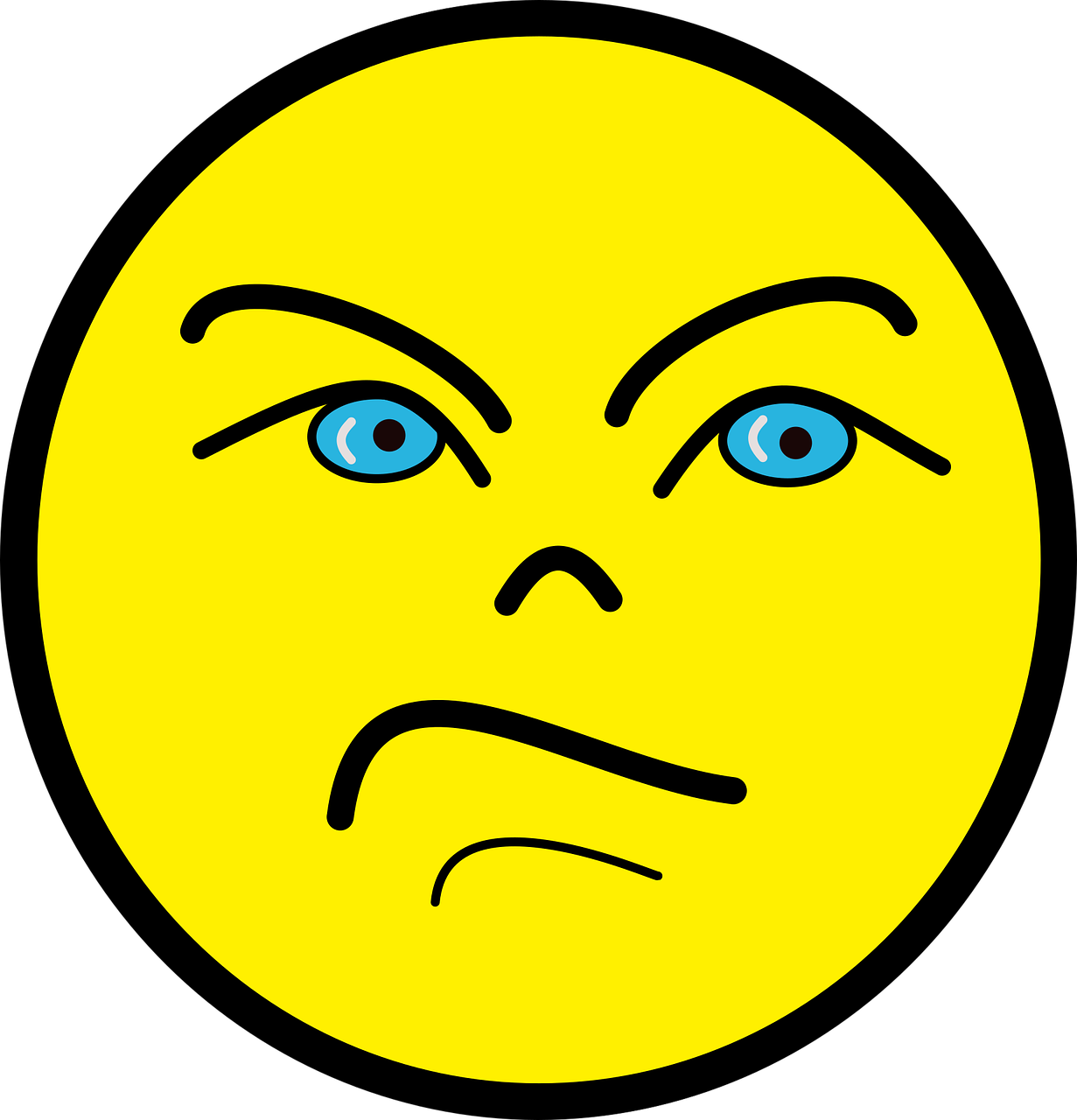 Angry Anger Disappointed Las Cute  - suethomas / Pixabay