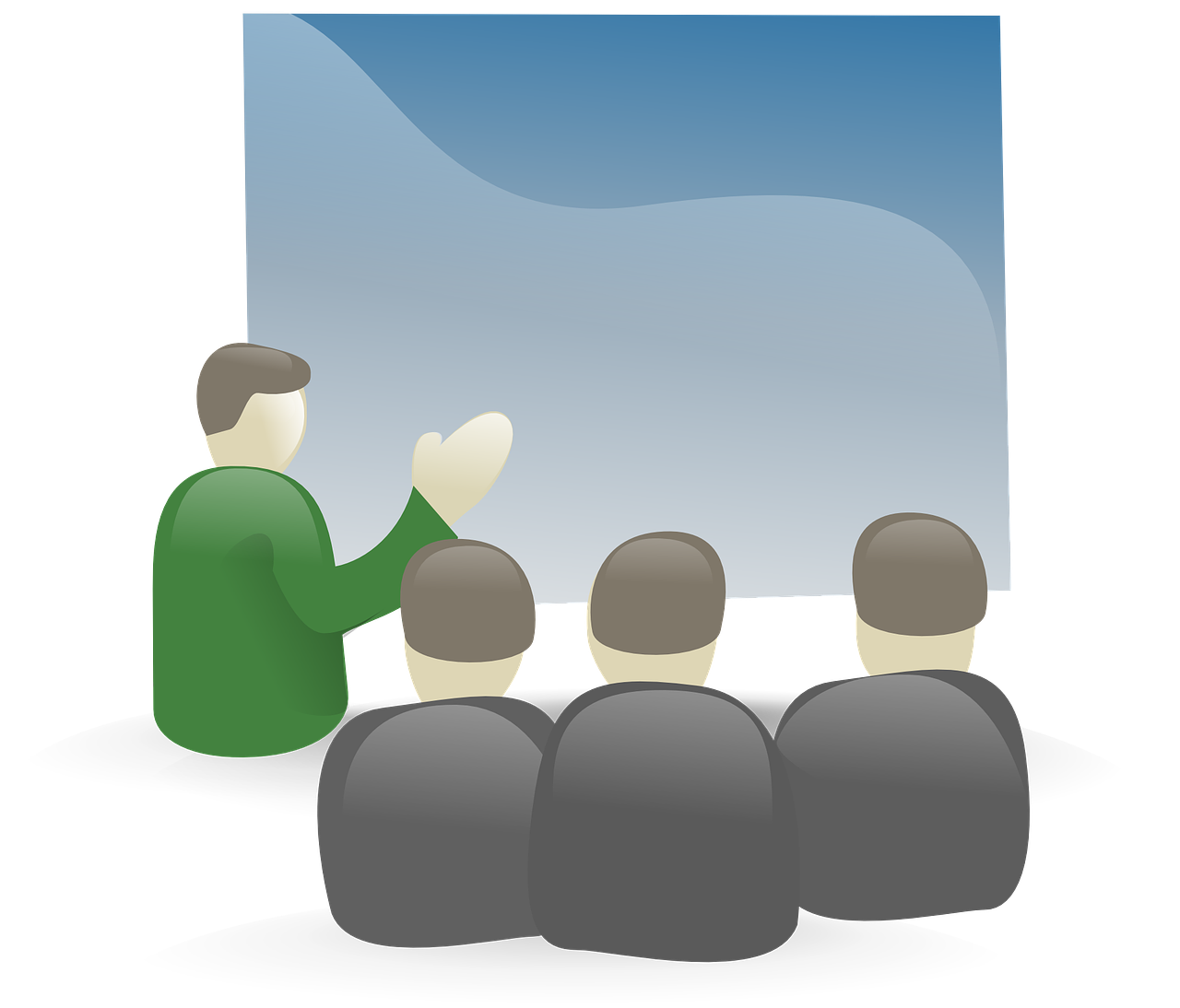Presentation People Meeting Group  - Clker-Free-Vector-Images / Pixabay